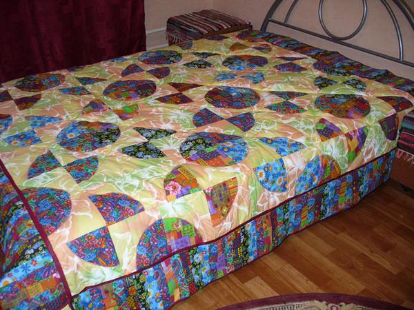 лоскутное одеяло. magnify.  Показать картинку полностью.